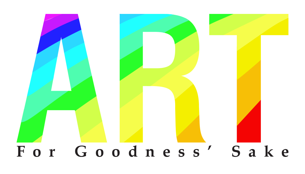 Art for goodness' sake